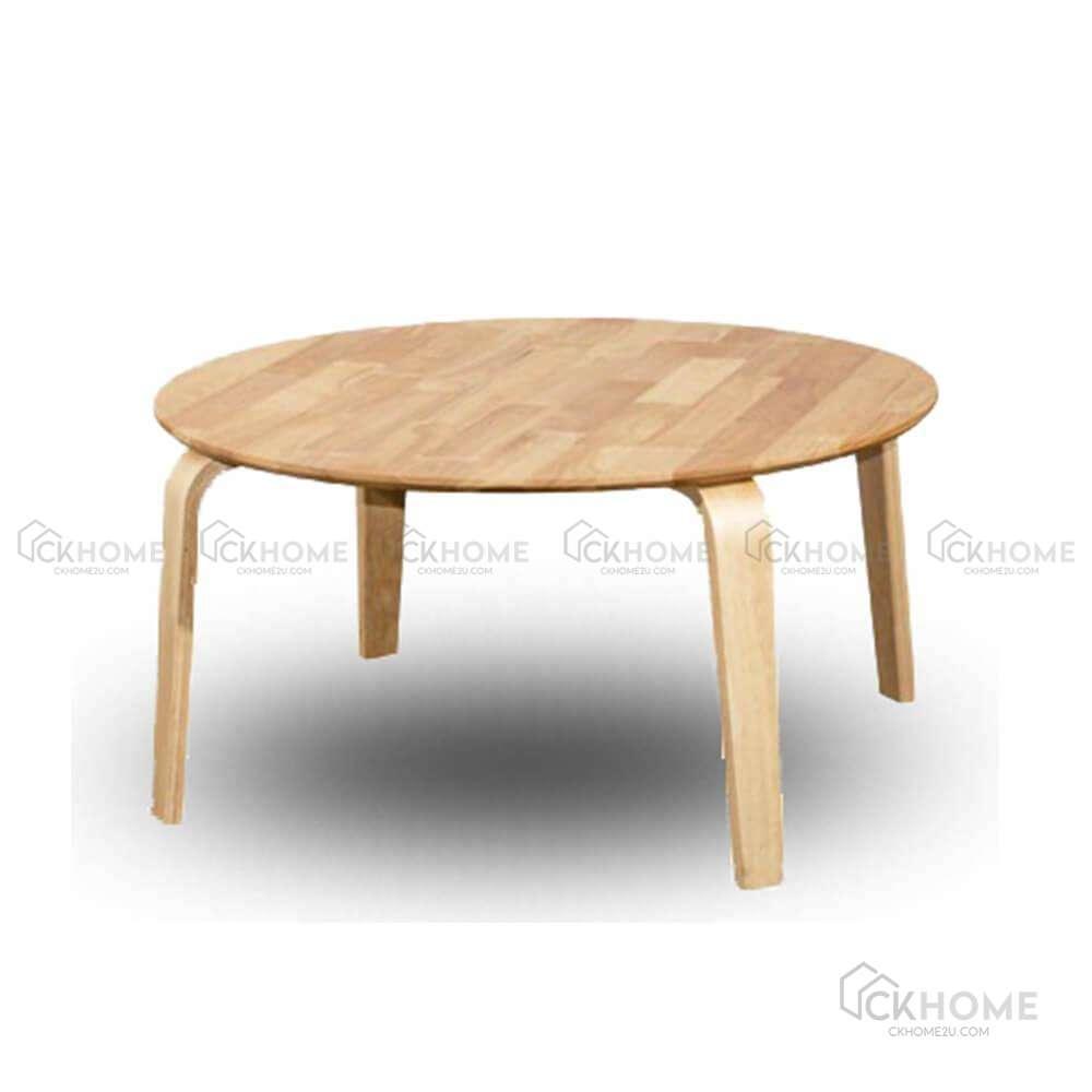 Rubberwood Coffee Table.Shop Ckhome2u